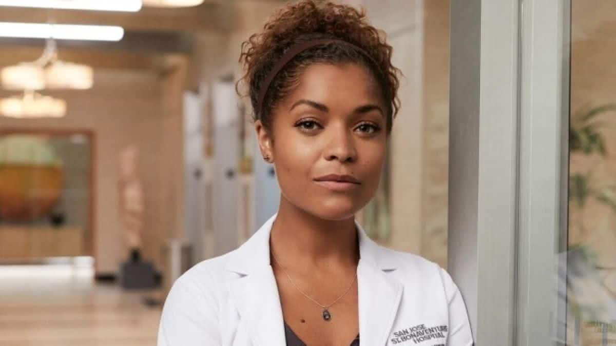 Dra. Claire Browne (Antonia Thomas) em The Good Doctor (Divulgação / ABC)