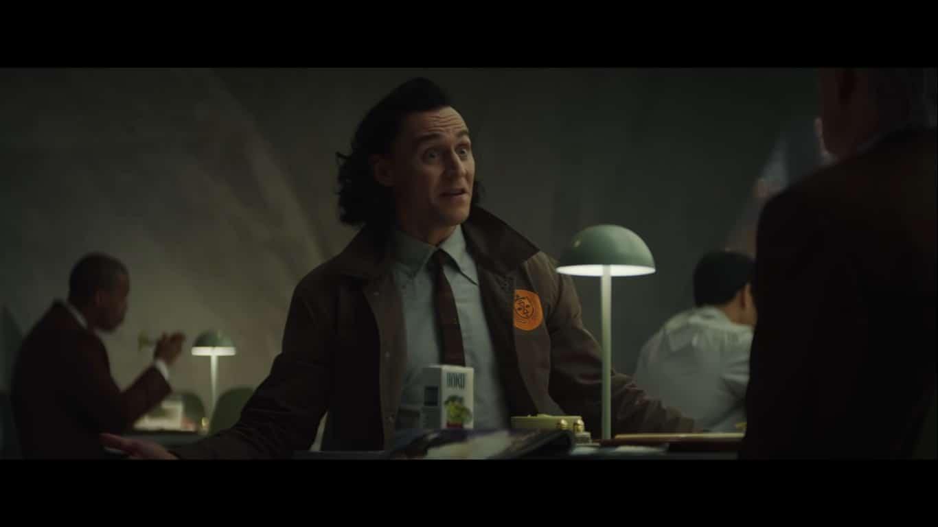 Loki (Tom Hiddleston) em Loki