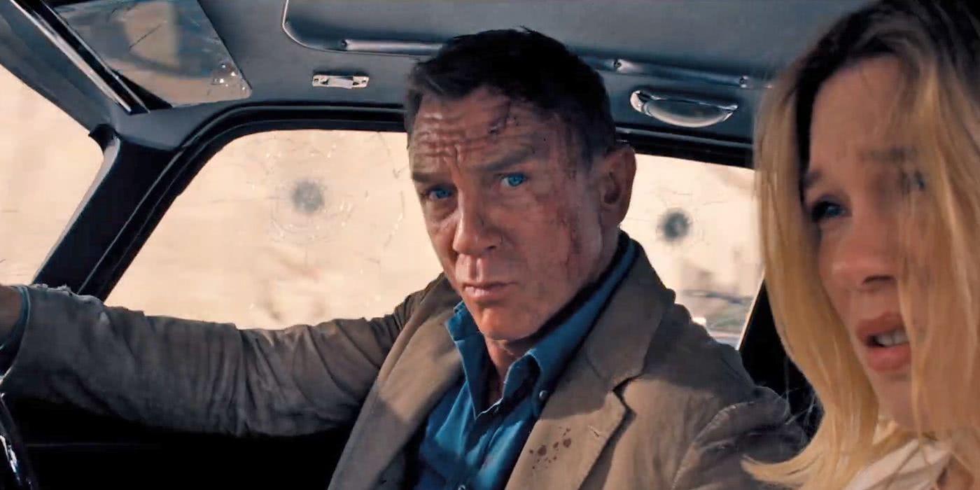 Cena de 007 - Sem Tempo para Morrer (Reprodução)