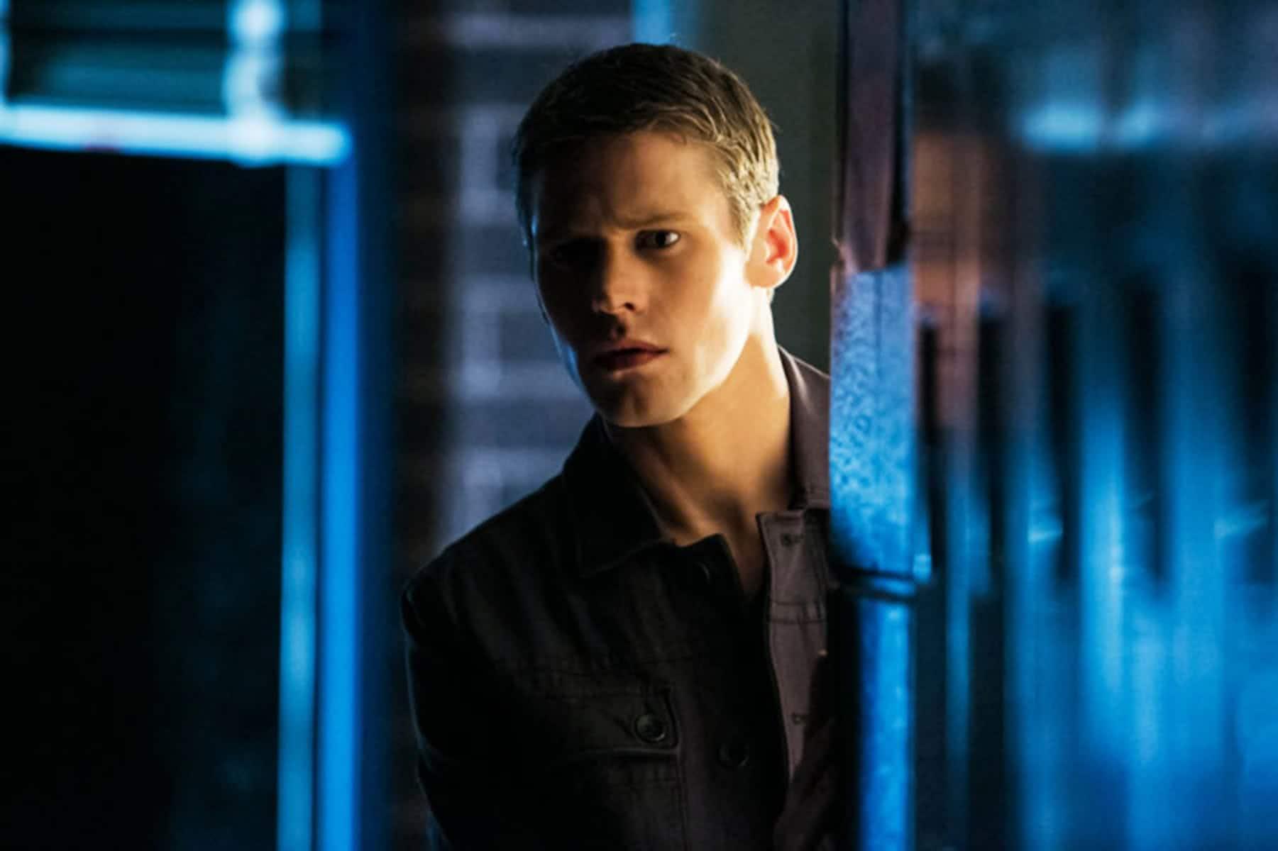 Matt (Zach Roerig) em The Vampire Diaries (Reprodução)