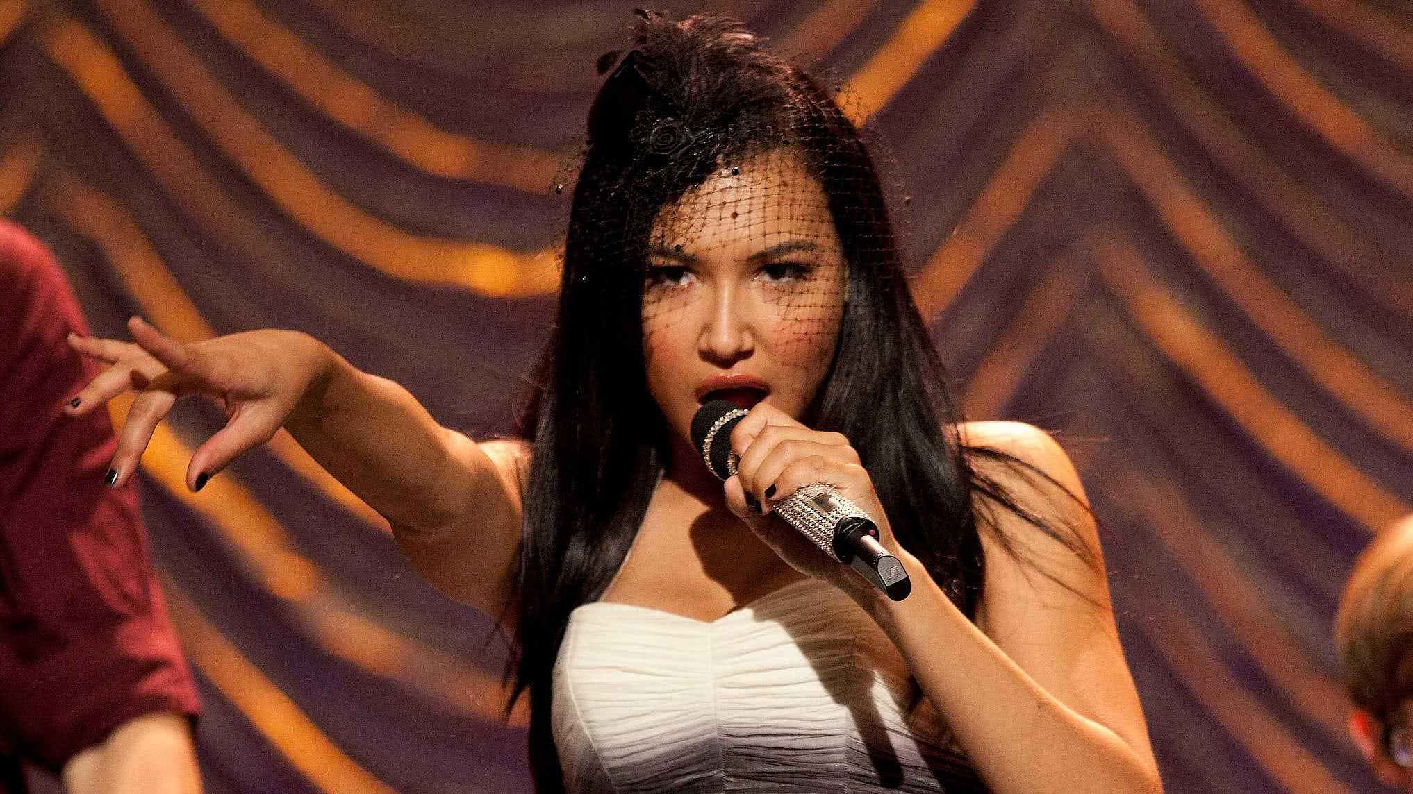 Naya Rivera em Glee