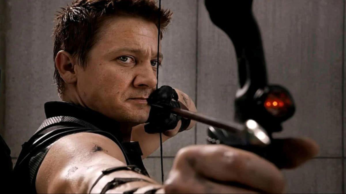 Jeremy Renner como Gavião Arqueiro no MCU (Reprodução / Marvel)