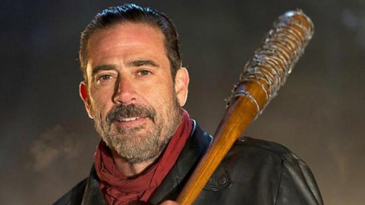 Negan (Jeffrey Dean Morgan) em The Walking Dead (Divulgação / AMC)