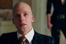 Jesse Eisenberg como Lex Luthor em Batman vs Superman (Reprodução / DC)