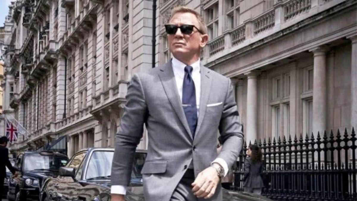 Daniel Craig em 007