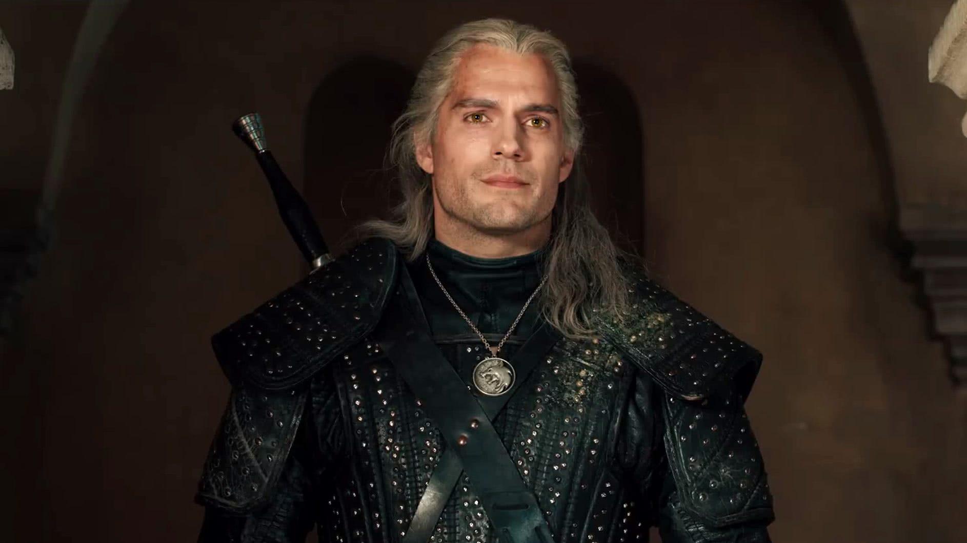 Henry Cavill em The Witcher (Reprodução / Netflix)