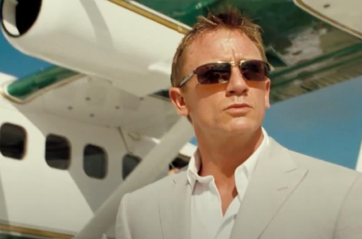 Daniel Craig como James Bond (Reprodução)