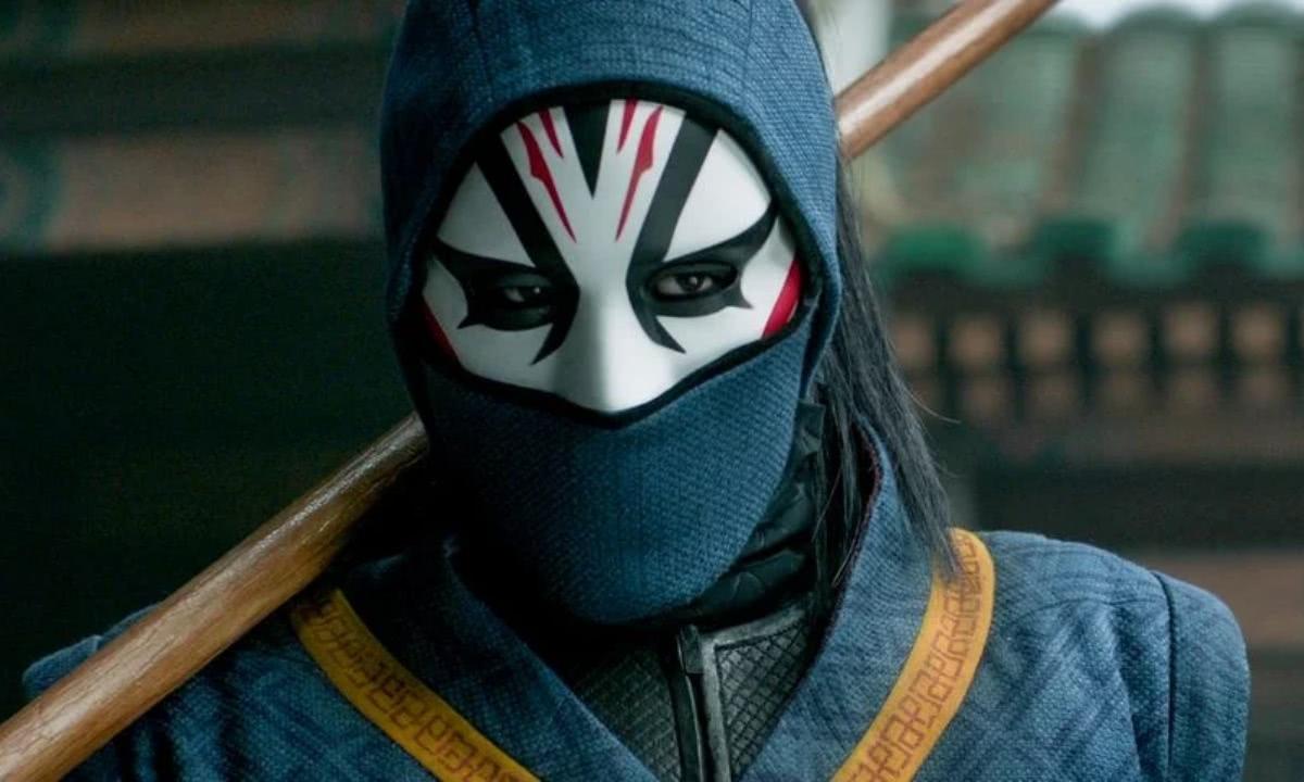 Death Dealer em Shang Chi e a Lenda dos Dez Aneis (Reprodução)