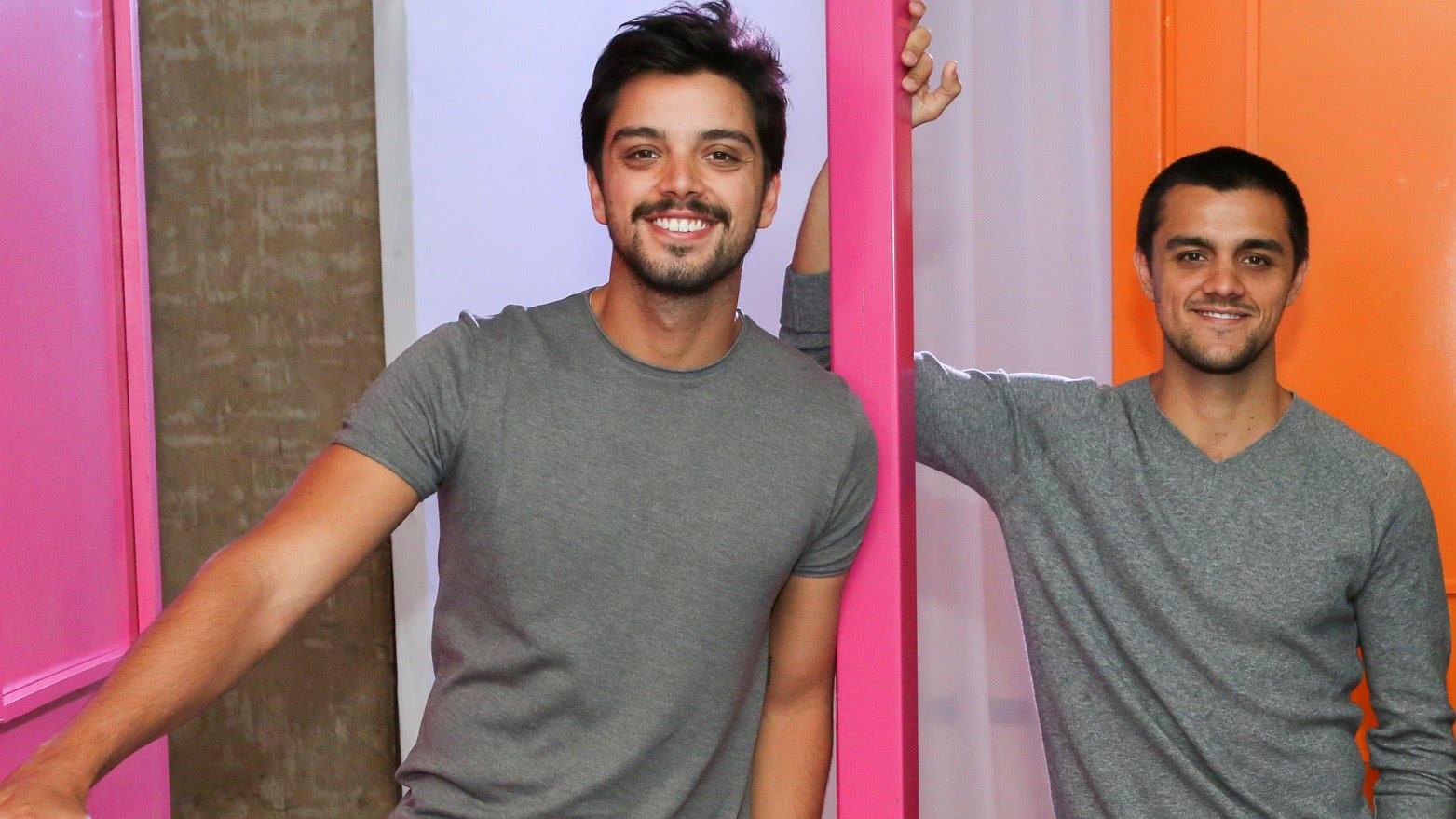 Rodrigo Simas e Felipe Simas