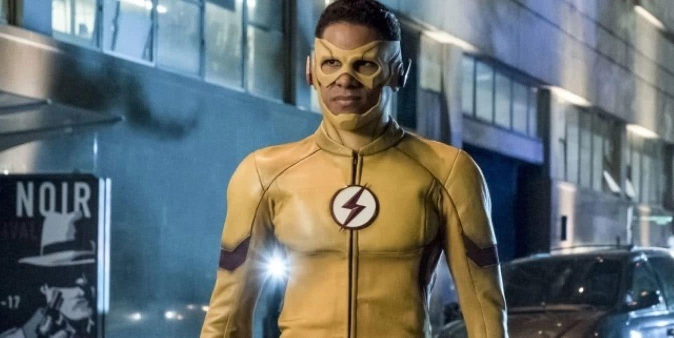 Keiynan Lonsdale como Kid Flash (Reprodução / The CW)