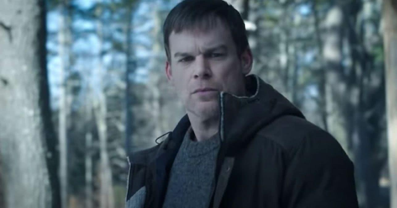 Michael C. Hall como Dexter (Reprodução)