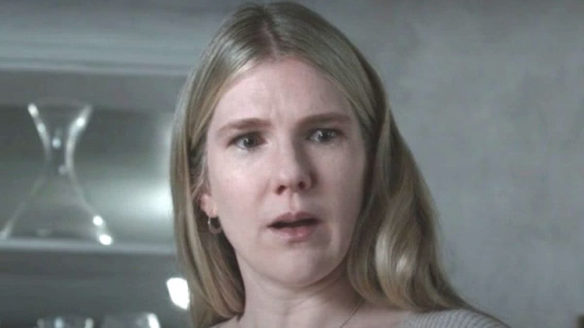 Lily Rabe em American Horror Story (Reprodução / FX)