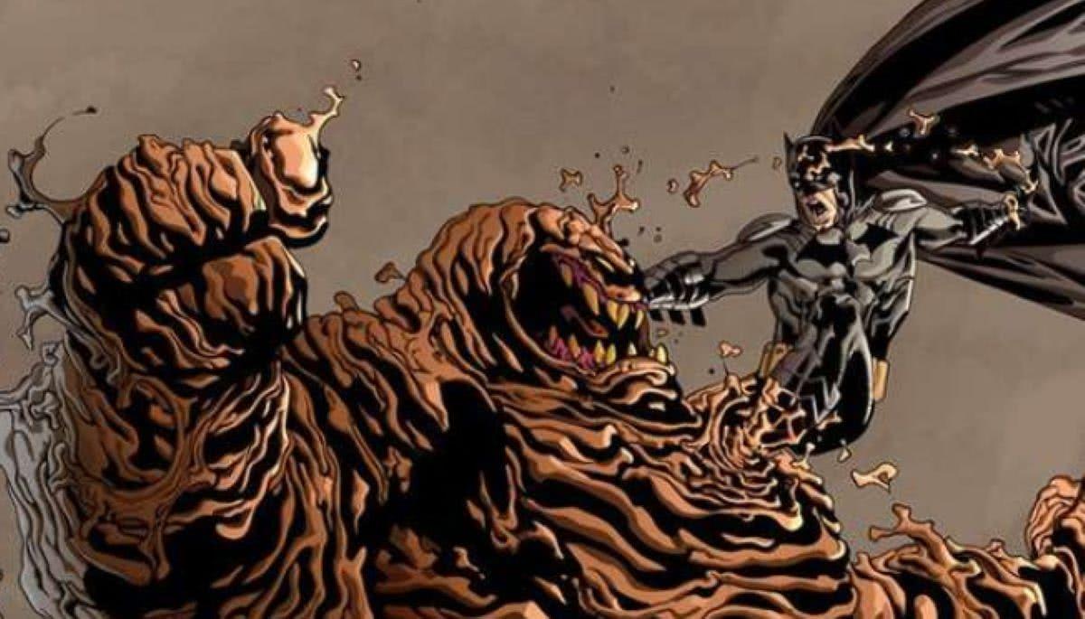 Cara-de-Barro e Batman (DC Comics)