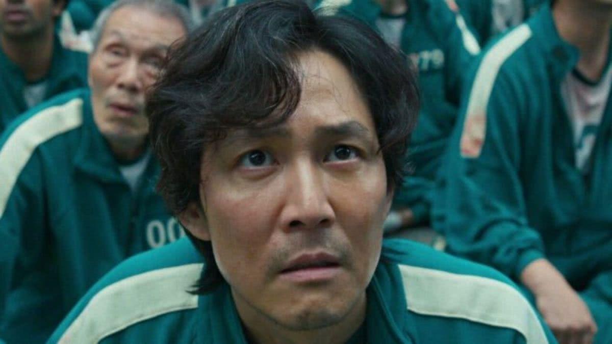 Lee Jung-jae em Round 6 (Reprodução / Netflix)