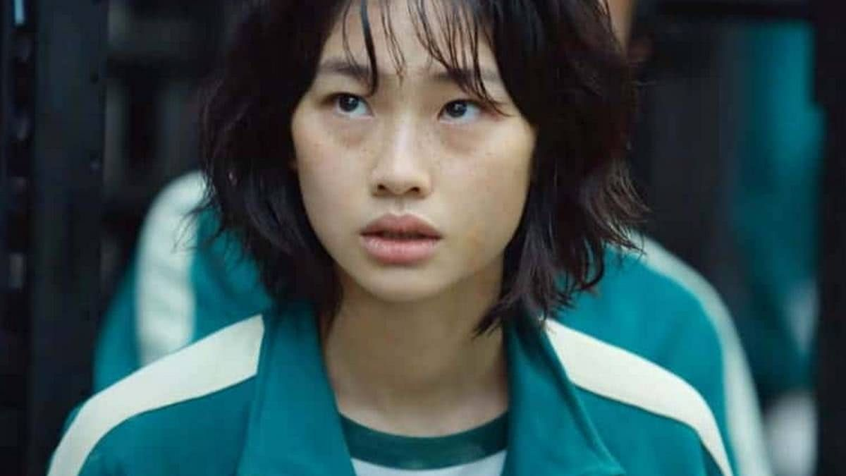 Jung Ho-yeon em Round 6